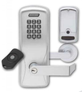 Schlage electronic classroom security lock