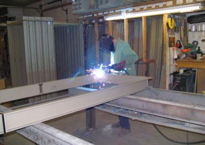 FBH Custom Steel school entries and vestibules